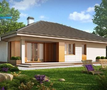 Проект дома Проект z209, 171.9 м2