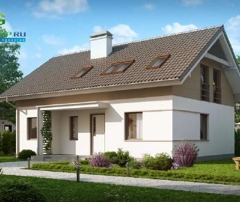 Проект дома Проект z244, 146.7 м2