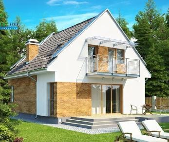 Проект дома Проект z112, 111.1 м2