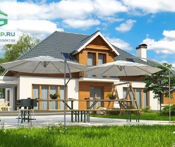 Проект дома Проект z50a, 342.9 м2