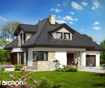 Проект  Дом в чернушке 2, 184.9 м2