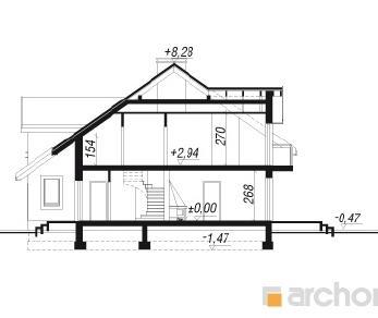 Проект  Дом в клематисах (Г2), 197.1 м2