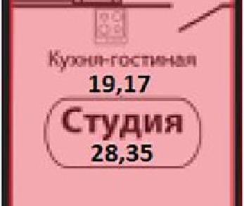 Продажа квартиры Кудрово, Европейский пр., д.13к5