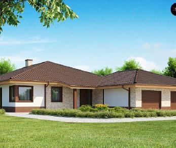 Проект дома Проект Z82, 270.9 м2
