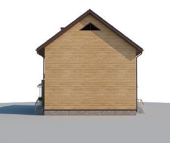 Проект дома AS-2108-3, 306 м2