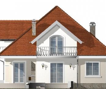 Проект дома Проект Z18, 186.6 м2