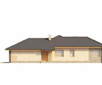 Проект дома Проект Z81, 208.8 м2
