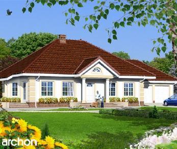 Проект  Дом под красной рябиной 4 (Г2), 151.3 м2