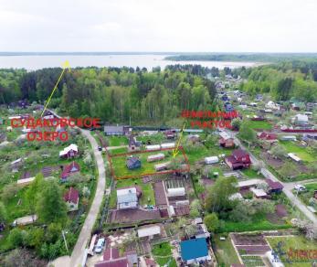 Продажа участка Ларионово