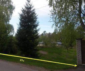 Продажа участка Сестрорецк, Б. Литейный пер., д.30