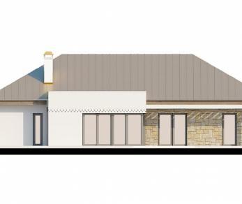 Проект дома Проект Z165, 135.6 м2