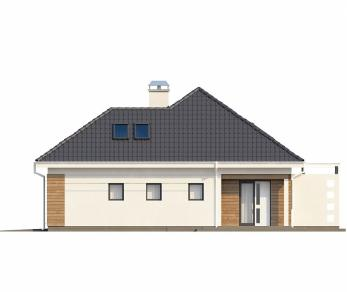 Проект дома Проект Z173, 245.7 м2