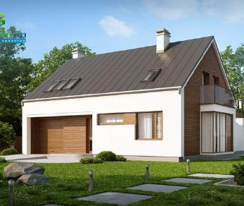 Проект дома Проект z237, 189.02 м2