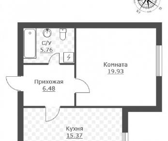 Продажа квартиры Выборг, Краснофлотская ул., д.4