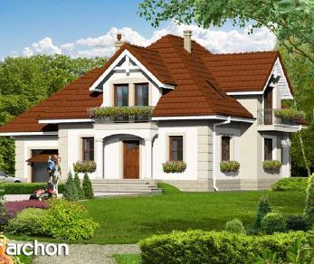 Проект  Дом в гречишнике (Г), 200.8 м2