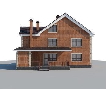 Проект дома AS-2160, 228 м2