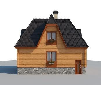 Проект дома AS-2181, 97 м2
