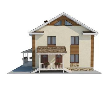 Проект дома AS-2141, 188 м2