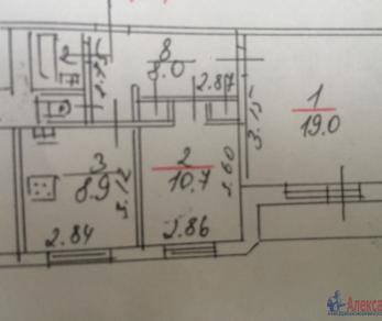 Продажа квартиры Вещево, д.18