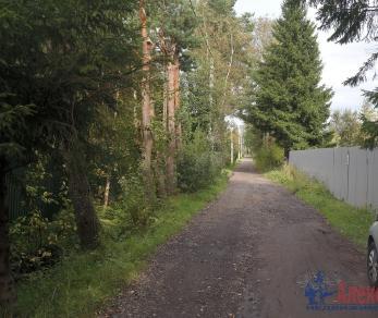 Продажа участка 40 км Выборгского шоссе Юкки массив, Белоостров снт, Кирова ул.