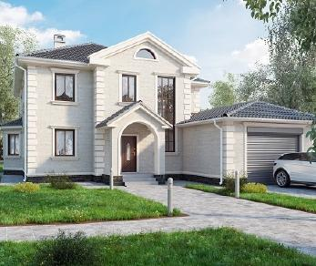 Проект дома AS-2119, 251 м2