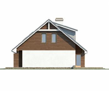 Проект дома Проект Z68, 187.8 м2