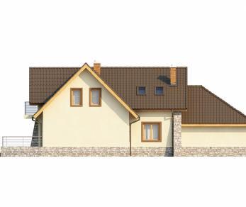 Проект дома Проект Z31, 266.9 м2