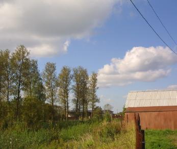 Продажа участка Щеглово