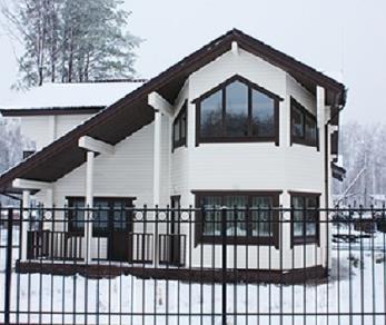 Продажа дома КП Балтийская Ривьера, участок № 1