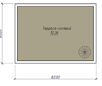 Проект  Проект 120/282 , 120 м2