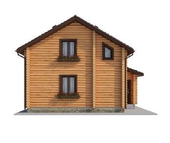 Проект дома AS-2150, 148 м2