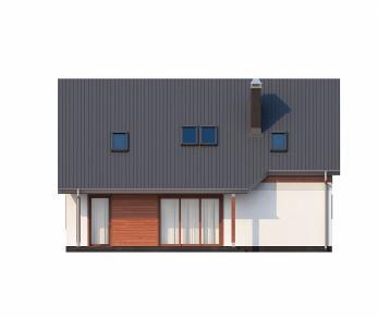 Проект дома Проект Z164, 182.6 м2