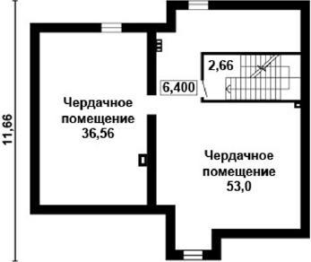 Проект дома AS-2106, 269 м2