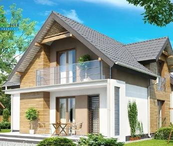 Проект дома Проект z197, 171.8 м2