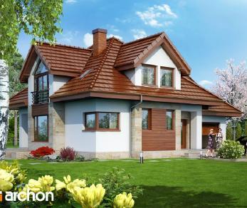 Проект  Дом в кипрейе, 178.8 м2