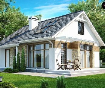 Проект дома Проект Z113, 147.2 м2