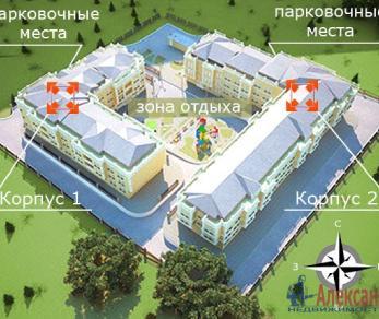 Продажа квартиры Янино 2-е дер., Садовая ул., д. 87