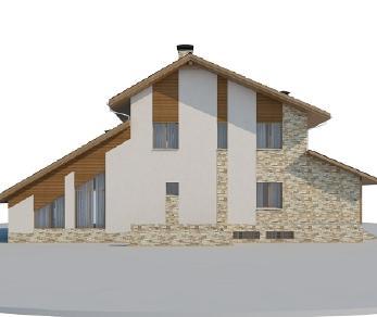 Проект дома AS-2169, 241 м2