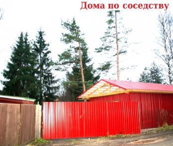 Продажа участка проезд 1-й, Горелово пос.