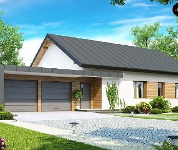 Проект дома Проект Z182, 156 м2