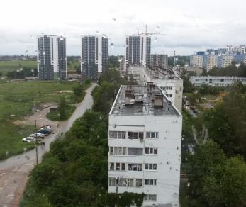 Продажа квартиры Колтуши пос., Школьный пер., д. 3