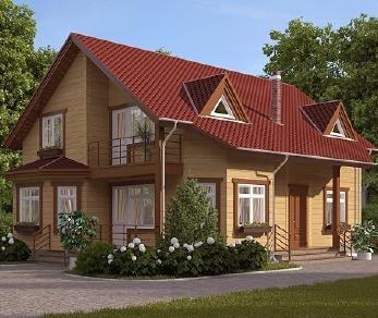Проект дома AS-1601, 193.7 м2