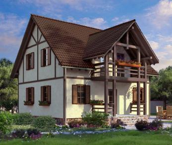 Проект  Австрия, 140 м2