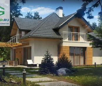 Проект дома Проект z270b, 238.7 м2