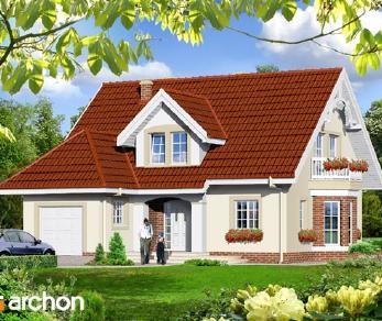 Проект  Дом в виноградовнике, 178.4 м2