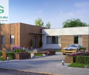 Проект дома Проект x9, 223 м2