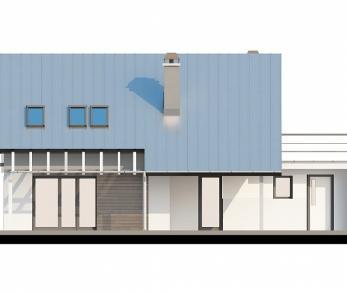Проект дома Проект Z179, 178.6 м2
