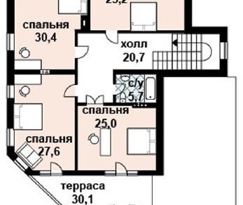 Проект дома AS-2099, 567 м2
