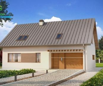Проект дома Проект z240, 194.8 м2