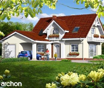 Проект  Дом в кориандре 2 (Г), 118.4 м2